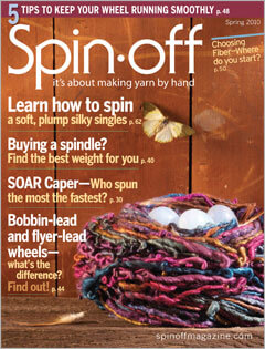 Spin-Off Magazine, Spring 2010