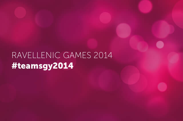 Join Team SweetGeorgia for the Ravellenic Games 2014!
